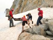 SAR Snow Crystal Crag