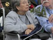 Deputy Edwards' Family honoring their fallen family member