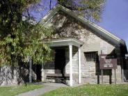 1883 Original Mono County Jail (exterior)