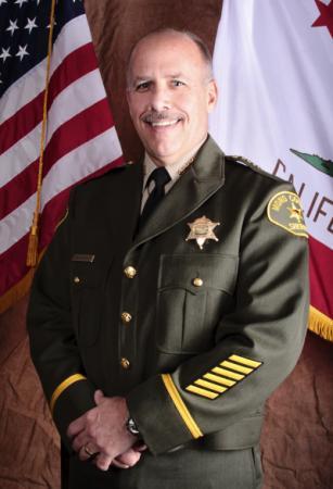 Sheriff Ralph Obenberger