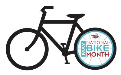 National bike month image