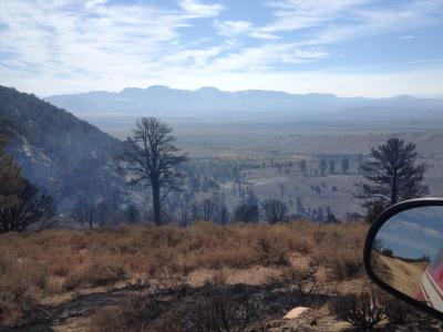 Walker Fire image