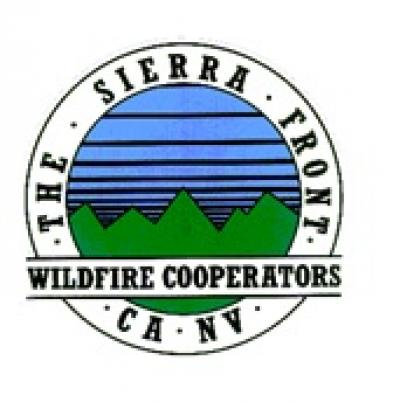 The Sierra Front logo