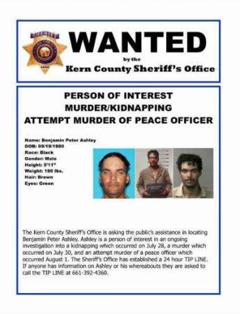 Kern County person of interest